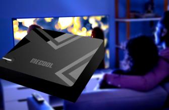 Mecool K5. Много-функциональная гибридная Смарт ТВ приставка